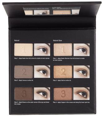 Nordstrom 'Flawless Eye - Natural' Palette