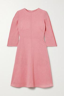 Cefinn Voile Midi Dress - Blush