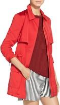 St. John Satin Outerwear Jacket