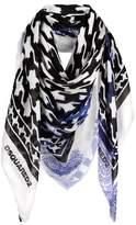 DSQUARED2 Square scarf