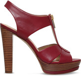 MICHAEL Michael Kors Bishop platform leather sandals