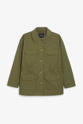 Monki Utility style jacket