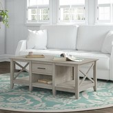 Beachcrest Home Cyra Coffee Table with Storage