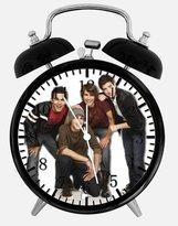 "Ikea New Big Time Rush Alarm Desk Clock 3.75"" Room Decor C47 Will Be a Nice Gift"