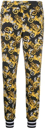 Versace Filigree Print Track Trousers