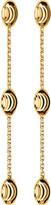 Links of London Essentials 18ct yellow-gold vermeil beaded drop earrings