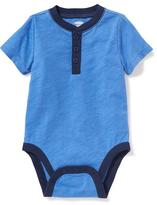 Old Navy Henley Bodysuit for Baby