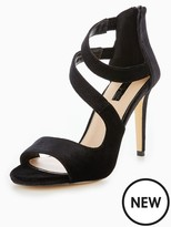 Miss Selfridge Multistrap Heeled Sandal