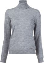 DSQUARED2 roll neck jumper - women - Polyester/Wool - XXS