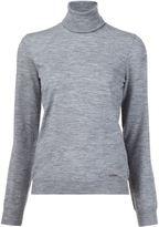 DSQUARED2 roll neck jumper - women - Wool/Polyester - XXS