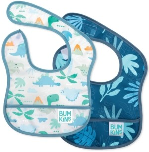 Bumkins 2-Pc. Waterproof Starter Bibs