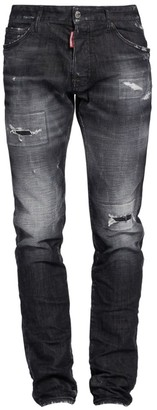 DSQUARED2 Cool Guy Faded Distressed Jeans