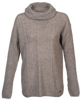 Lee TURTLE NECK Grey / BEIGE