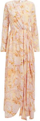 Stine Goya Brittany Hortensia Maxi Dress