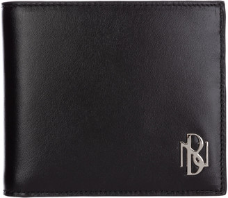 Neil Barrett Metal Monogram Wallet