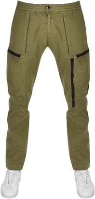 C.P. Company Cargo Trousers Green