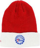 adidas Philadelphia 76ers Authentic Cuffed Knit Hat