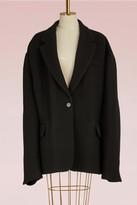 Maison Margiela Oversize wool jacket