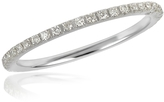 Forzieri 0.27 ctw Diamond 18K White Gold Eternity Band