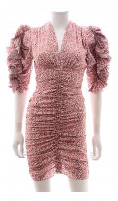 Isabel Marant Pink Silk Dresses