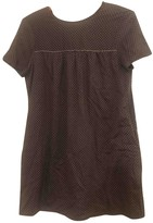BA&SH Bash Purple Cotton Dresses