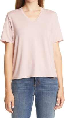 Eileen Fisher V-Neck T-Shirt