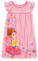 Disney Collection Little Kid / Big Kid Girls Knit Short Sleeve Crew Neck Nightshirt