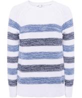 Barbour Dock Stripe Knitted Jumper