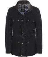 Waxed Roadmaster Jacket