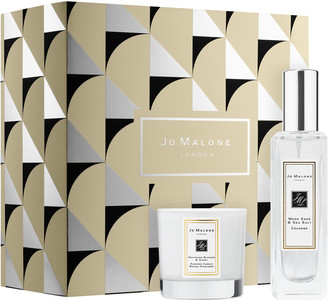 Jo Malone Sweet & Spirited Travel Cologne and Candle Set