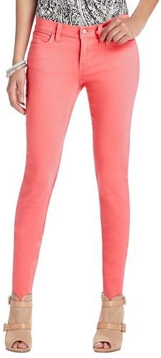 LOFT Tall Color Pop Super Skinny Jeans