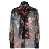 Dolce & Gabbana Rocket Long Sleeved Blouse