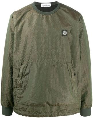 Stone Island Utility Style Sweatshirt