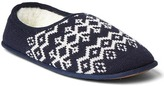 Gap Sherpa-lined slippers