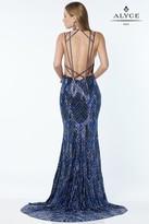 Alyce Paris Deco Collection - 2632 Gown