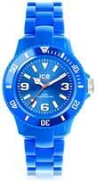 Ice Watch Unisex Ice-Watch Solid Blue Watch SD.BE.U.P.12