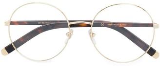 RetroSuperFuture Numero 33 round frame glasses