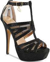 Thalia Sodi Flairr Platform Sandals, Only at Macy's
