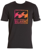 Billabong Boys Pyscho Wave Rashie