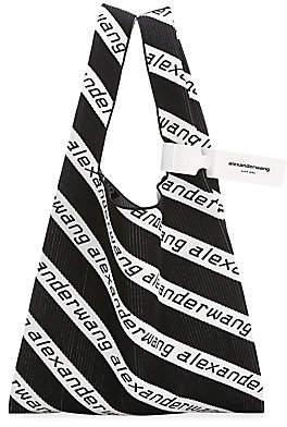 Alexander Wang Women's Large Knit Jacquard Shopper