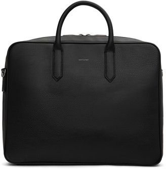Dwell Matt & NatMatt & Nat ELON Briefcase - Black
