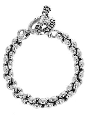 King Baby Studio Large Infinity Link Bracelet