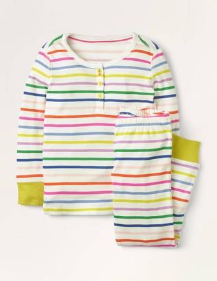 Snug Henley Pyjama Set