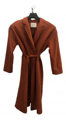American Vintage Red Wool Coats