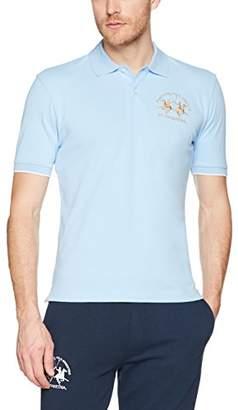 La Martina Men's Miguel Polo Shirt,XXX-Large