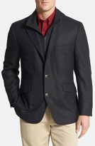 Kroon Men's 'Ritchie' Classic Fit Wool & Cashmere Hybrid Sport Coat
