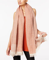 Eileen Fisher Fringed Wrap