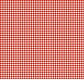 Stokke SheetWorld Fitted Oval Mini) - Primary Red Gingham Woven - Made In USA - 58.4 cm x 73.7 cm ( 23 inches x 29 inches)