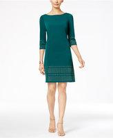 Jessica Howard Studded Shift Dress