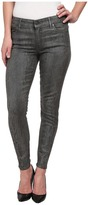 CJ by Cookie Johnson Wisdom Ankle Skinny Jeans in Grey Snake